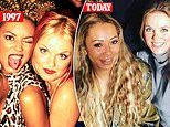 My lesbian fling with Spice Girl bandmate Geri: Mel B finally clears up 25 years of rumours