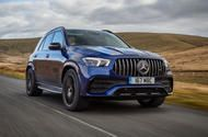Mercedes-AMG GLE 53 2020 UK review