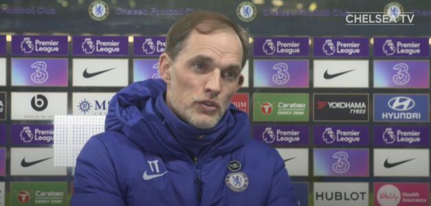 Thomas Tuchel admits he is a 'little bit worried' after Chelsea's Premier League draw with Brighton
