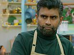Great British Bake Off: Viewers FURIOUS as Mak leaves the tent while Rowan survives biscuit week