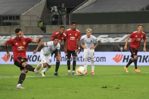 Man Utd 1 FC Copenhagen 0: Europa League specialist Fernandes hits extra-time penalty winner for Ole's jaded men