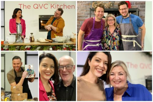 QVC at the BBC Good Food Show - Round-up!