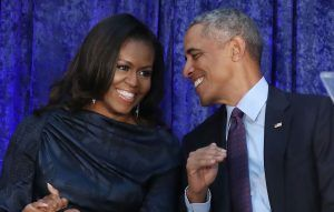 "Barack and Michelle Obama to make ""inspiring"" films and TV shows for Netflix"