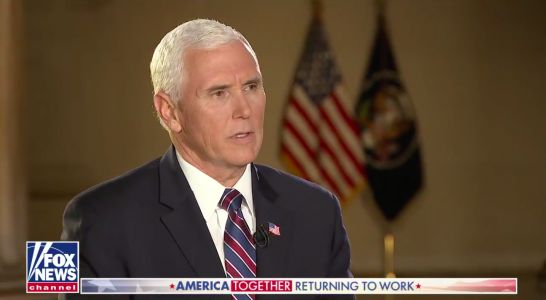 Vice President Mike Pence heading up listening session with black leaders, attending roundtable at black church in Maryland