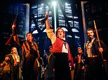 The mighty Mis is still revolutionary: PATRICK MARMION reviews Les Miserables