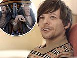 Louis Tomlinson helps pensioner, 83, who has lost his wife to Alzheimer's tick off his bucket list