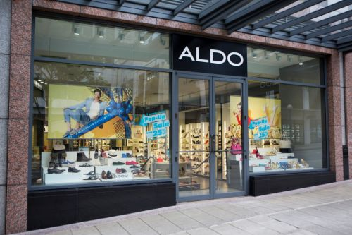 Shoe chain Aldo collapses into administration over coronavirus with five stores permanently closed