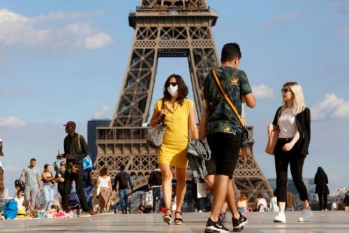 Foreign Office updates travel advice to France amid spike in infections