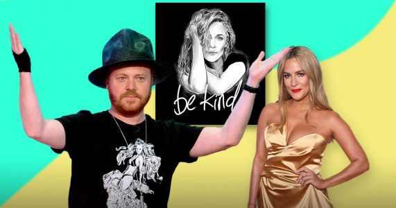 Keith Lemon plans festival in honour of Caroline Flack and sells 'be kind' t-shirts for mental health charity