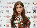 Stranger Things' Natalia Dyer cuts a chic figure in a floral dress at Giffoni Film Festival