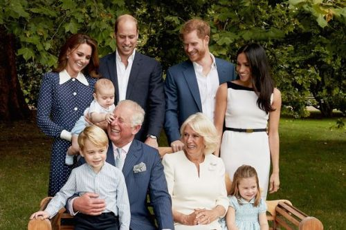 Charles's birthday photo 'was absolute nightmare because of Harry and William'