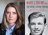 Mary  Trump's explosive tell all will now be published on July 14 - two weeks early