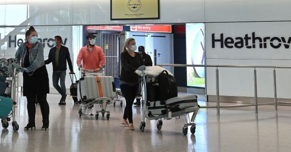 UK bans travel from South America and Portugal as fears grow over new strain