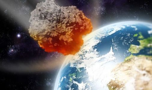Asteroid shock: Space rock impacts 'can HELP the environment'