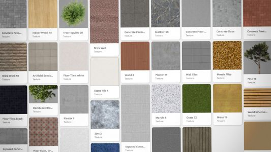 Free textures: Where to find 3D textures for your artwork