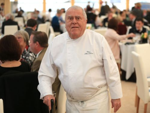 A Godfather of London's Restaurant World, Albert Roux Dies Aged 85