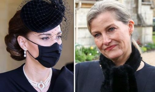 Sophie Wessex v Kate Middleton: Countess waited 11 years for title Queen gave to Kate in 8