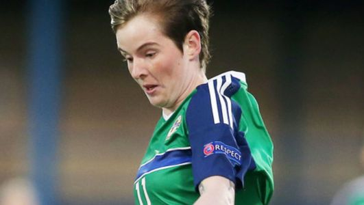 Northern Ireland can still qualify for Women's Euros, insists returning Kirsty McGuinness