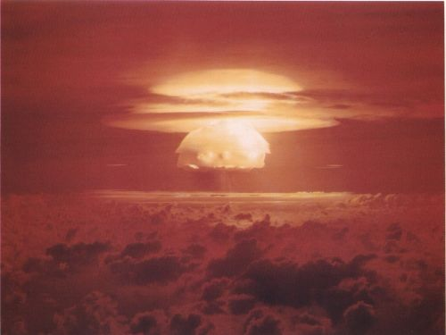 The 'Doomsday Clock' has jumped closer to midnight than ever as nuclear weapons and climate disasters turn the world into a 'pressure cooker'