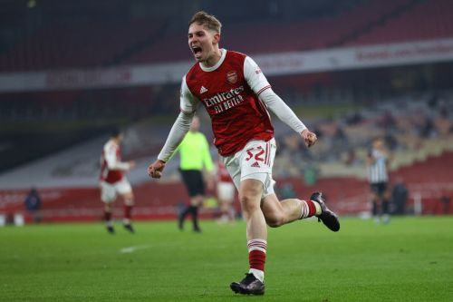 Emile Smith Rowe is undroppable and may be changing Arsenal's transfer plans, says Nigel Winterburn