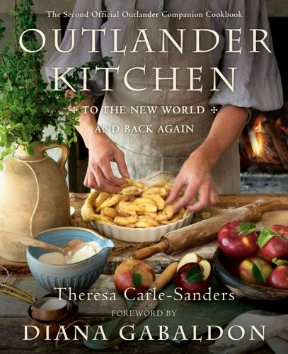A new Outlander cookbook is coming out next month - here's what's inside