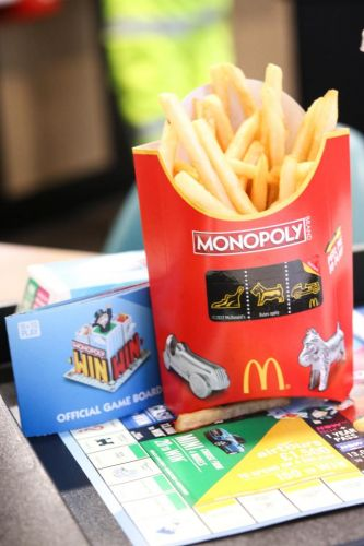 Four McDonalds Monopoly players accidentally win £85,000 jackpots on the same day thanks to computer glitch