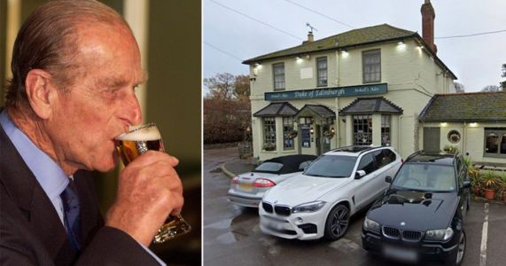 Pubs named after Duke of Edinburgh sad they can't give him proper send off