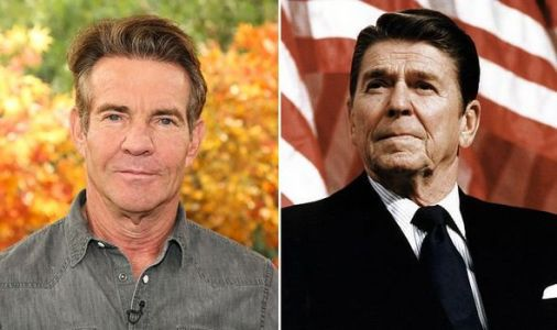 Ronald Reagan movie: Dennis Quaid 'I'm honoured and scared to play my favourite president'