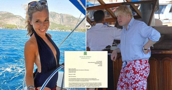 Labour make official complaint about Boris Johnson's free £15,000 holiday