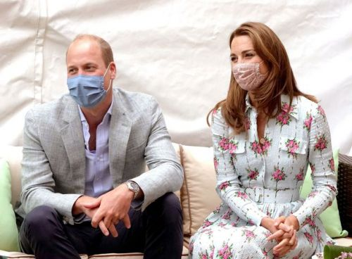 Prince William And Kate Middleton Lose It After Woman Says They're 'S**tty' At Bingo