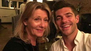 Alex Mytton: 'My first Christmas without Mum and why therapy's helping me cope'