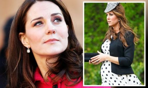 Kate Middleton's 'positivity' at pregnancy struggles after huge 'outpouring of support'