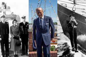 Prince Philip in Pictures: The best moments of his maritime life