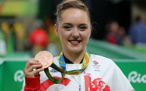 Amy Tinkler says bad experiences in gymnastics were behind her retirement
