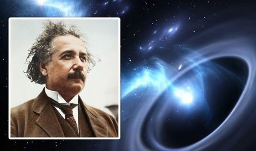 'Einstein was wrong!' Scientists' call for new theory of relativity after black hole find