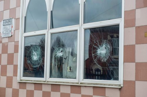 Several mosques have windows smashed with sledgehammers across Birmingham