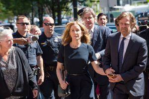 Felicity Huffman's prison sentence for the college admissions scandal is controversial
