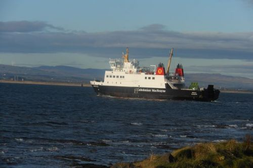 Technical issues led to more than 1000 cancellations to CalMac ferries in last year