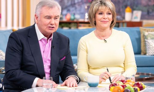 Ruth Langsford and Eamonn Holmes reveal what they bicker about at home - and we can all relate!