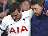 Jose Mourinho insists Harry Winks will be out for 'weeks not months' after limping off vs Norwich
