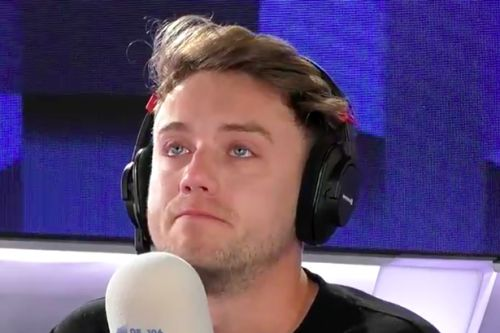 Capital FM's Roman Kemp gets a tattoo in tribute to his friend who sadly died