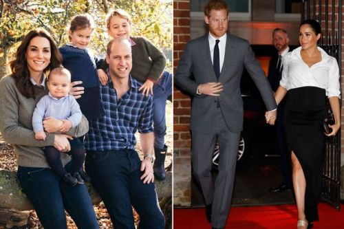 William and Harry 'could ease tension by splitting royal household within weeks'