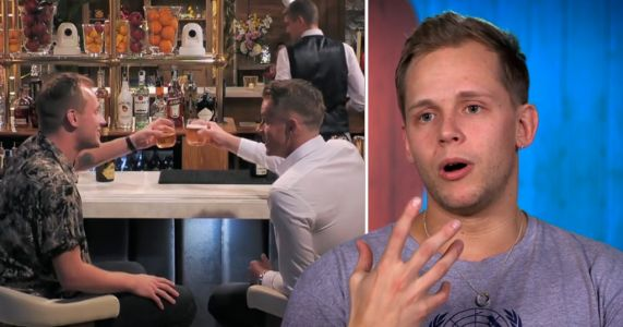 First Dates Hotel contestant leaves viewers in tears as he opens up about mum's death