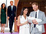 Prince Harry and Meghan Markle are in no rush for a second child