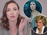 Gal Gadot reveals she took inspiration from Princess Diana's 'compassion' to play Wonder Woman