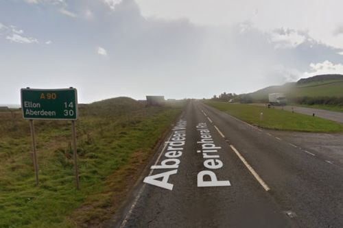Cyclist killed in horror Aberdeenshire car crash named by police