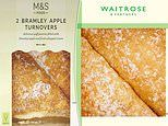 M&S copies Waitrose's most popular items to boost online food deliveries