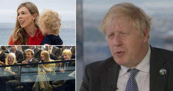 Boris finally admits how many children he has and says 'it's a lot of work'