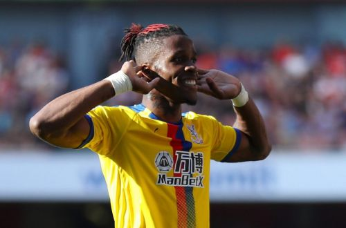 Wilfried Zaha passes Emirates audition with flying colours to dent Gunners top-four hopes