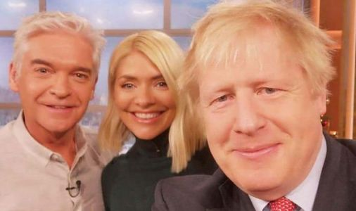 'Bottled it!' Labour FURY as Holly and Phil sideline ITV interview for Boris selfie